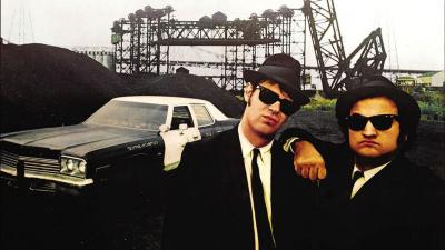 Filmszene Blues Brothers