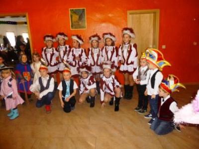 Foto zur Meldung: Kinderkarneval im OT Friedrichsaue