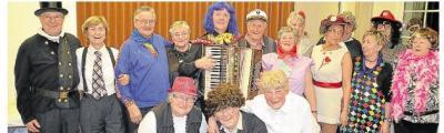 Foto zur Meldung: Singkreis Palmbachtaler: Die Palmbachtaler sind in Feierlaune