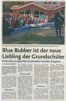 Vorschaubild zur Meldung: Rundblick: Blue Blubber ist der neue Liebling der Grundschüler