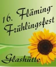 16. Fläminger Frühlingsfest Glashütte