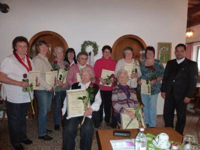 Foto zur Meldung: Der Frauen- und Mütterverein hat viel vor