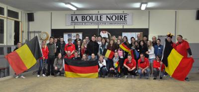 "Foto zur Meldung: ""eTwinning""- an der IGS Grünthal – Projektfahrt nach Belgien"