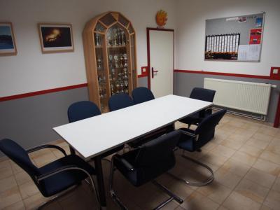 Foto zur Meldung: Renovierung unserer Umkleide- und Aufenthaltsräume