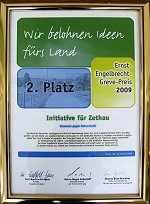 Foto zu Meldung: Ernst-Engelbrecht-Greve-Preis