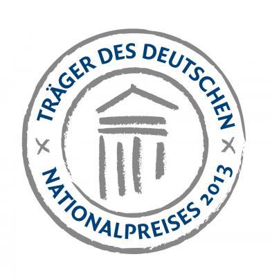 """Vorschaubild zur Meldung: Jugendfeuerwehr erhält """"Deutschen Nationalpreis 2013"""""""