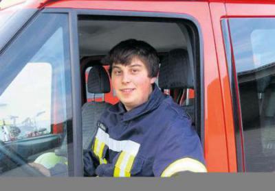 Foto zur Meldung: Ein Herz für die Feuerwehr