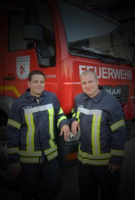 Foto zur Meldung: Neuer Gerätewart für die Feuerwehr Dahnsdorf