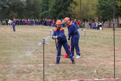 Foto zur Meldung: KREISMEISTER beim Kreisausscheid 2012 in Görzke