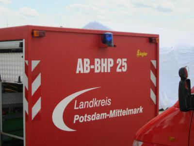 Foto zur Meldung: Großübung GSE - Einsatzbericht 16/2012