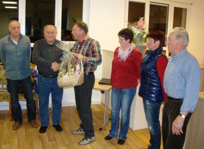 Foto zur Meldung: Jahreshauptversammlung Burgverein