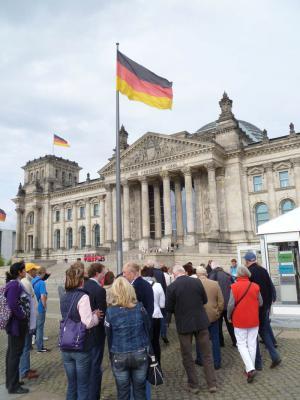 Vorschaubild zur Meldung: MGV zu Gast in deutscher Bundeshauptstadt