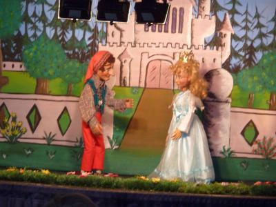 Foto zur Meldung: Marionettentheater in der Grundschule