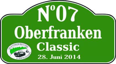 Vorschaubild zur Meldung: Im Jahr  2014 findet die 7. Oberfranken Classic statt!