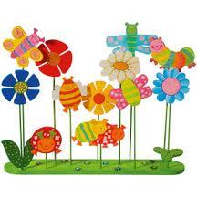 Foto zur Meldung: Frühlingsbasteln