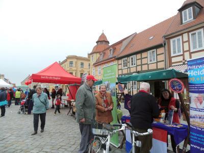 Foto zu Meldung: Die Prignitz und auch Kyritz, Wusterhausen und Neustadt radelten an