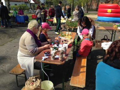 Foto zur Meldung: Ein gelungenes Frühlingsfest