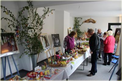 Foto zur Meldung: Osterausstellung vom 10. bis zum 17.04.2014