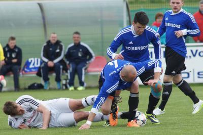Foto zu Meldung: Landesliga: FC Vorwärts - SV Pettstadt 1:2 (1:1)