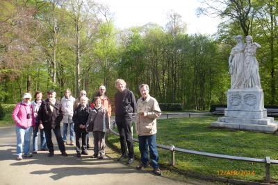 Foto zu Meldung: Wanderungen im Frühjahr 2014