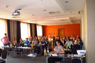 Foto zur Meldung: Bundesjugendtag des DHB am 25./26. April in Leipzig