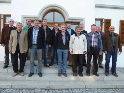 Foto zu Meldung: Im Prackenbacher Gemeinderat notiert