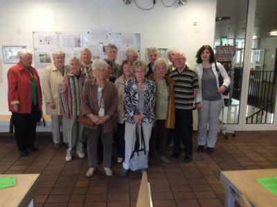 Foto zur Meldung: Besuch des Seniorentheaters in Düsseldorf