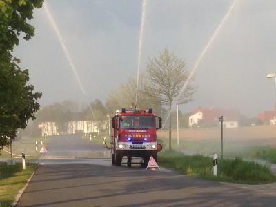 Foto zur Meldung: Verabschiedung von Bürgermeister Heinz Eichinger
