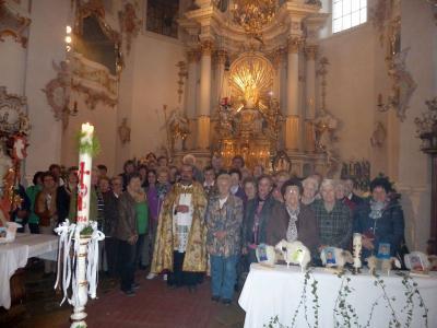 Foto zur Meldung: Maiandachtfahrt in den Landkreis Regensburg