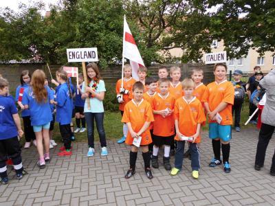 """Foto zur Meldung: """"Kleine Fußball-WM"""" in Havelberg"""