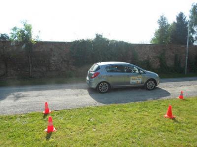 Foto zur Meldung: Verkehrssicherheit - nicht nur Theorie