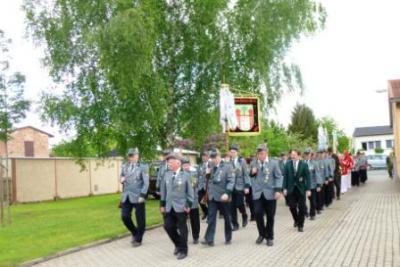 Foto zur Meldung: Heimat- und Schützenfest OT Friedrichsaue
