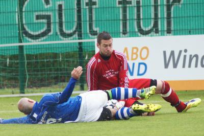 Foto zu Meldung: Kreisklasse: FC Vorwärts II - TuS Förbau 3:0 (1:0)