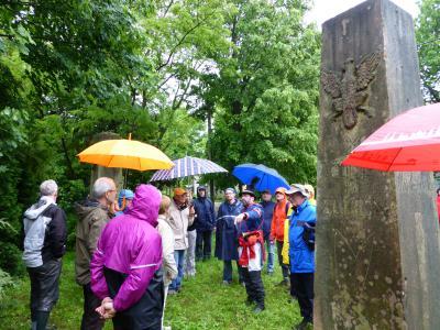 Foto zu Meldung: Organisierte und geführte Radtour durch die Kleeblattregion zum Internationalen Museumstag 2014