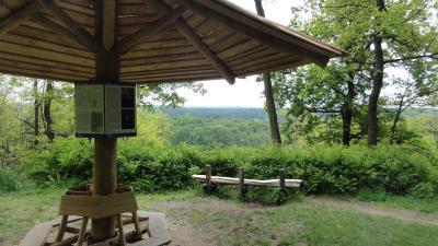 Vorschaubild zur Meldung: Neues Angebot im Geoland: Dachsberghütte