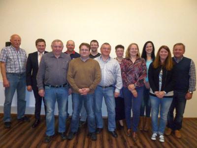Foto zur Meldung: Generalversammlung mit Neuwahlen beim Dorfverein Hagengrub