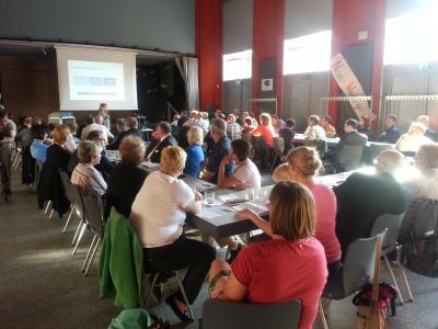 Foto zur Meldung: Rückblick zum Regionalforum am 20.05.2014