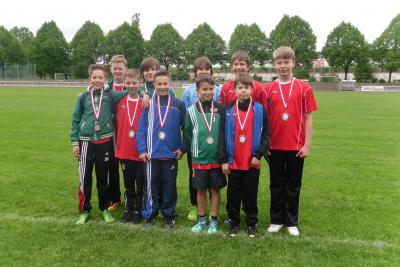 Foto zur Meldung: Regionalfinale Leichtathletik in Eberswalde