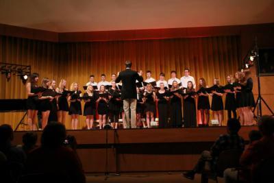 Foto zur Meldung: Musikalische Tage am Vicco-von-Bülow-Gymnasium