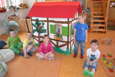 zweite ebene kindergarten