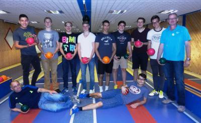 Foto zur Meldung: Abschlussfeier der Handball-Jugend