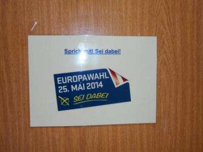 Foto zu Meldung: Europawahl