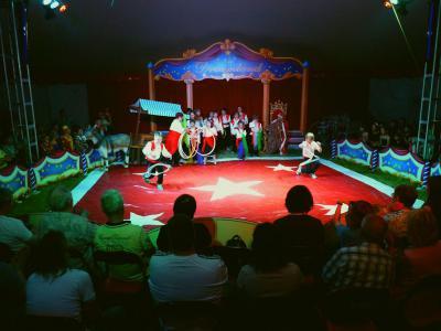 Foto zu Meldung: Zirkusprojekt