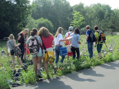Foto zur Meldung: KlimaKunstSchule