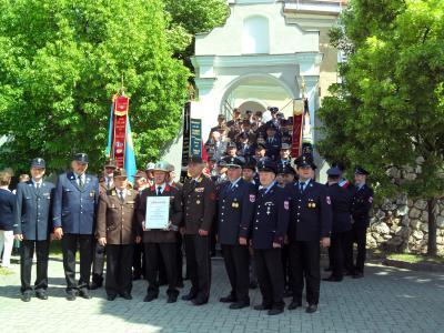Foto zur Meldung: 125jähriges Gründungsfest der Feuerwehr Niedersulz