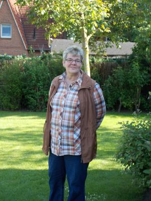 Eggebeks Seniorenbetreuerin Angelika Herzog