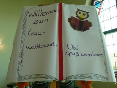Foto zur Meldung: Lesewettstreit der Grundschule Ziesar