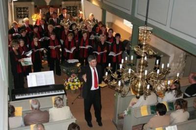 Langengrassauer Liederfest für Paul Gerhardt