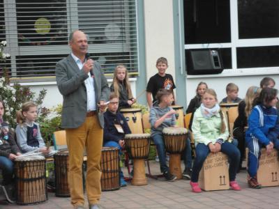 Foto zur Meldung: Schulfest - Rund um die Gesundheit