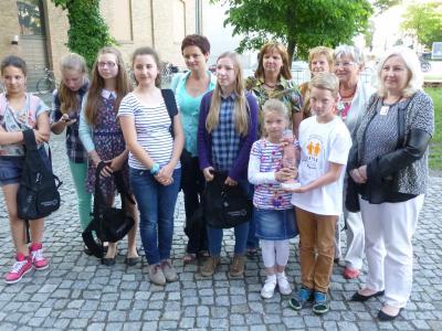 Foto zur Meldung: Potsdamer Klimapreis 2014